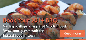 Book your 2014 BBQ