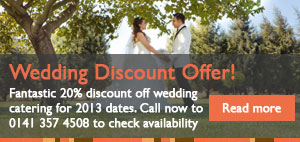 Weddings Discount Offer