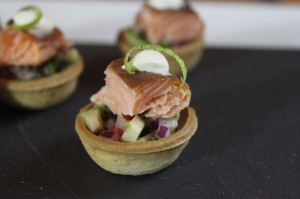 Wedding Canapes in Glasgow