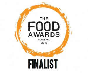 The Food Awards Scotland - Finalist logo